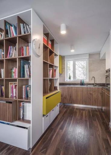65㎡北欧风格两居室