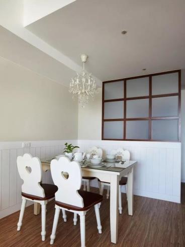 85㎡美式风格三居室