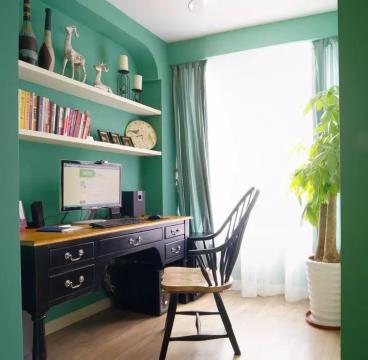 92㎡美式风格两居室