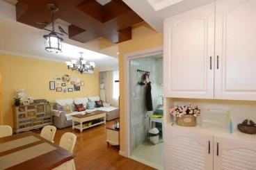 82㎡现代风格两居室