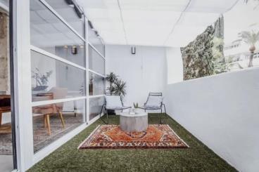 129㎡现代简约风格两居室
