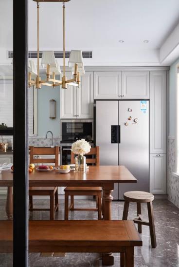125㎡现代美式两居室