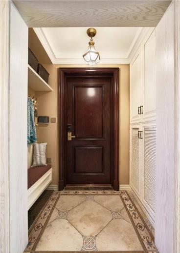 117㎡美式风格两居室