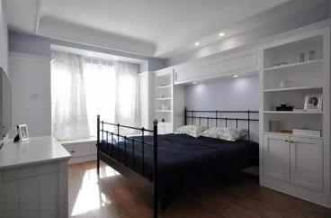 104㎡美式风格两居室