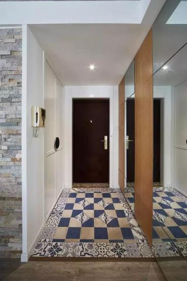150㎡现代北欧风格三居室