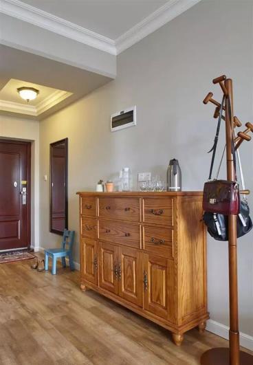 110㎡美式风格三居室