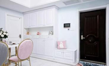 90㎡美式风格两居室