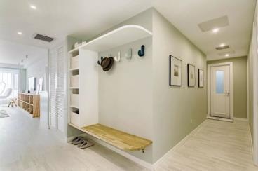 125㎡北欧风格三居室