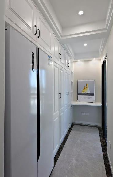 139㎡现代简约三居室