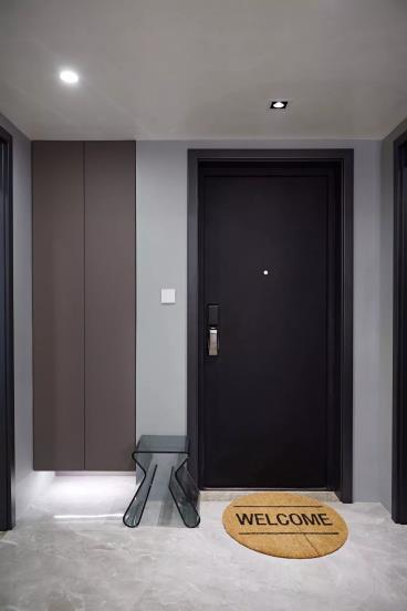 140㎡现代混搭三居室