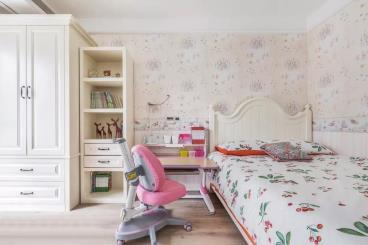 143㎡美式风格三居室