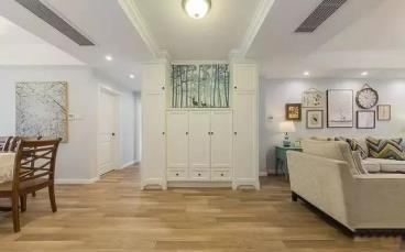 140㎡美式风格三居室