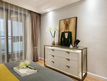 78㎡北欧风格两居室
