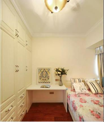 109㎡美式风格三居室