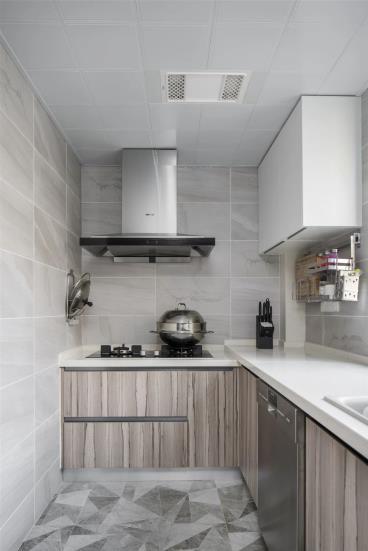 170平现代简约四居室