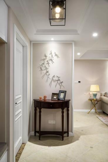 简美145㎡现代风格三居室