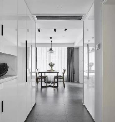 130㎡现代简约风格三居室
