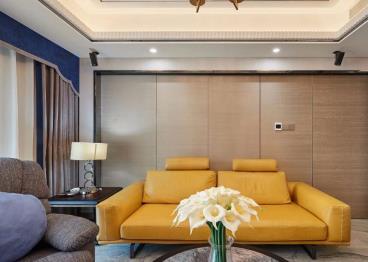 180㎡现代中式风四居室