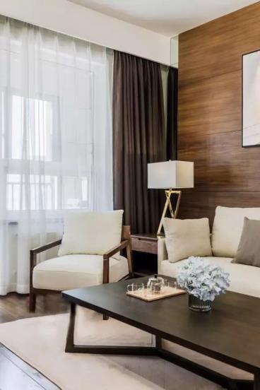 90㎡现代风格两居室