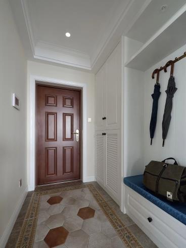 140㎡ 简美复古三居室