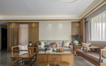 170㎡中式风格四居室