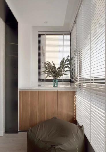 106㎡简约北欧2室2厅 温暖而舒适的惬意生活