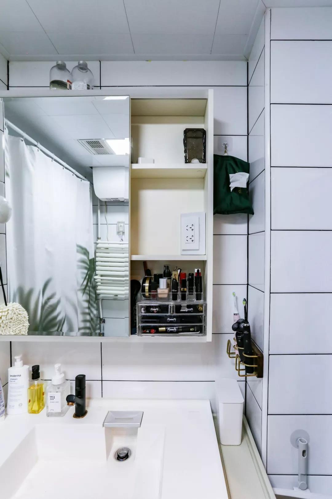 110㎡二室一厅,拆了这面墙,比拥有开放式厨房更实用