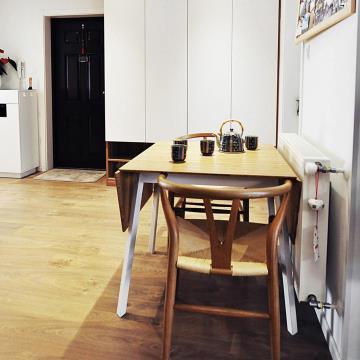 宜家风格二居室装修设计