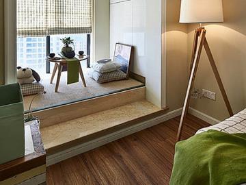 清爽宜家风格两居室装修设计
