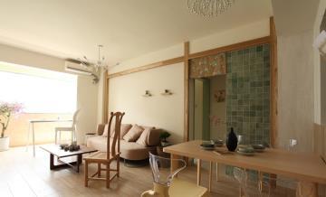 雅致混搭风格一居室装修布置