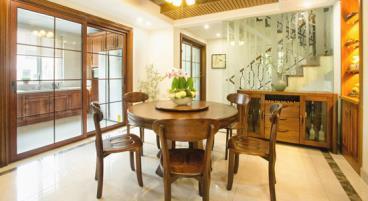 自然元素打造东南亚风格别墅