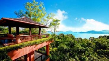 色彩浓烈 属于普吉岛的热烈激情