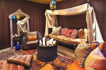 尽显独特魅力 摩洛哥风格客厅设计案例