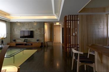 新和风主义 日式四居室