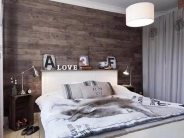 50㎡北欧风单身公寓