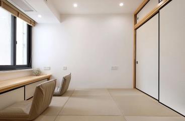 89㎡原木日式风两居室