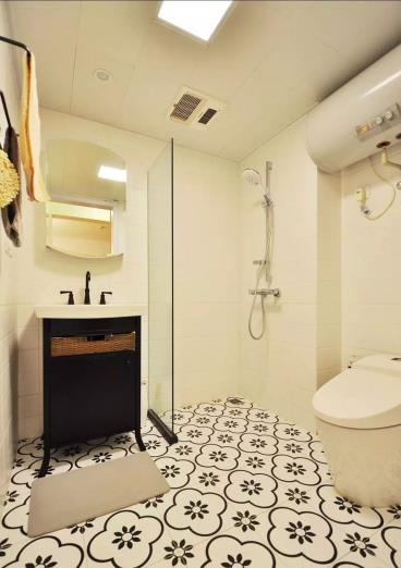 69㎡ 北欧风格两居室