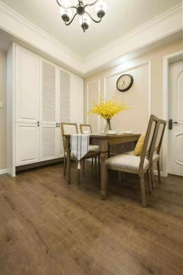 97㎡ 美式风格两居室