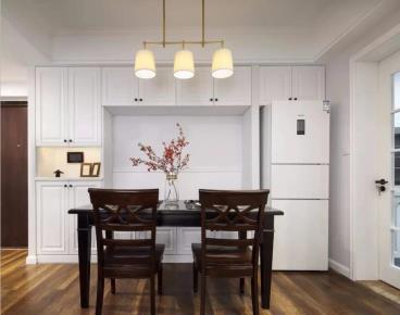 75㎡美式风格两居室装修效果图