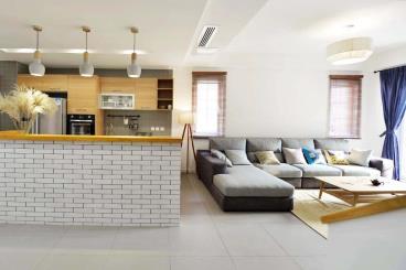 230㎡日式风格复式四居室