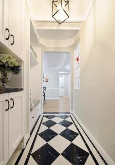 120㎡的美式风格两居室