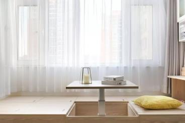 72㎡舒适北欧2室2厅 独立餐厅营造小资情调