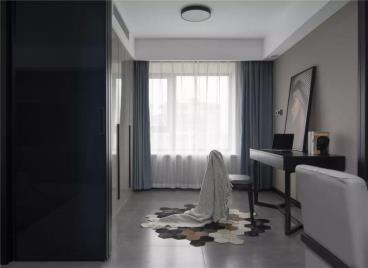 126㎡现代主义3室2厅 远离嘈杂融入惬意生活